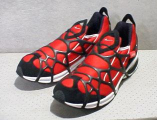 Spider Man Nike Air Kukini Sneakers.