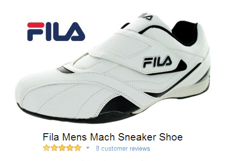 fila mach driving shoes