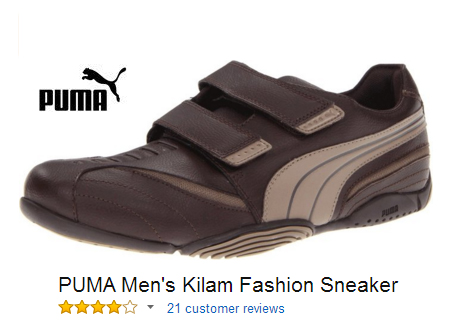 PUMA Men's Kilam Fashion Sneaker