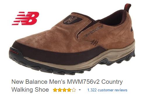 5e0c77bdf5 New Balance country walking shoes - Sneakers without laces
