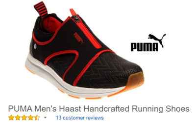 PUMA Men Haast sneakers with zipper closure