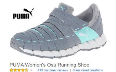 PUMA  Women's Osu Running Shoes