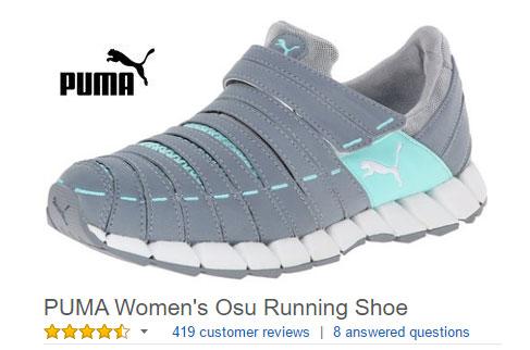 PUMA Women s Osu Running Shoes 45ae89e81