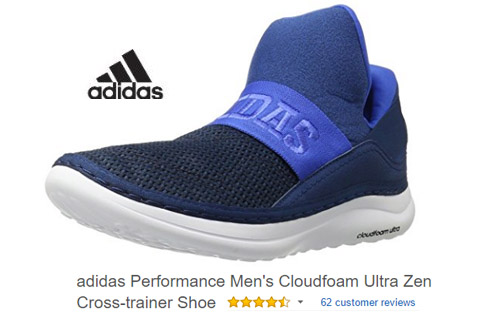 Adidas Performance trainers